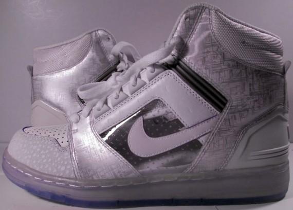 Nike Air Force II (2) High Nintendo Wii Pack | SneakerFiles