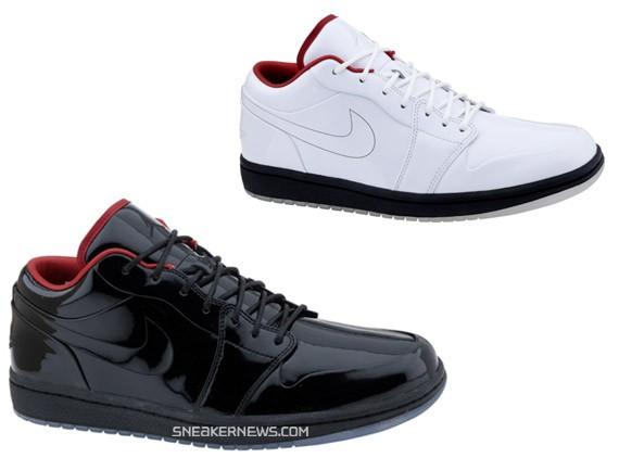 a53830392576 Air Jordan 1 Phat Low - Tuxedo Prom Pack - SneakerNews.com