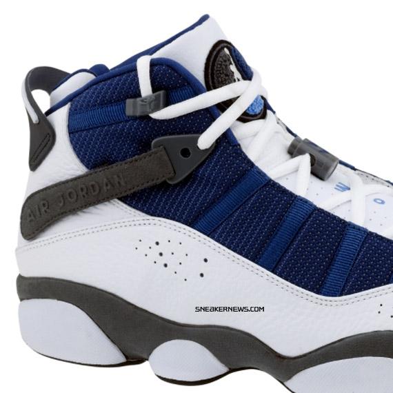 Jordan Six Rings - French Blue - Flint Grey - Release ...