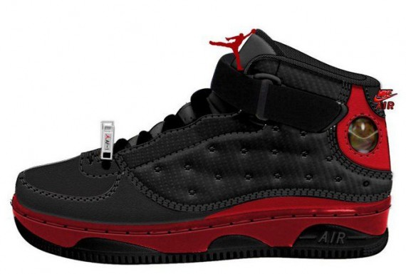 ff3fe6903f77 Air Jordan Force Fusion XIII (AJF 13) - Holiday 2009 Preview ...