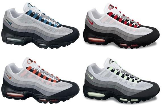 95 Nike Air Max Color