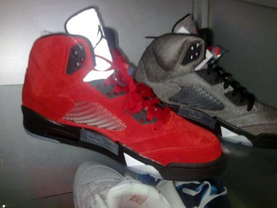 sports shoes 97aa4 b2192 Air Jordan V - Raging Bull Pack