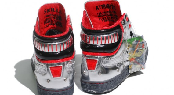 Puma Japanese Monsters Pack –  King Mecha  First Round  (Mechagodzilla-Inspired) c6a65aa2c