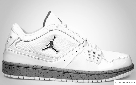 cheapest cheap lace up in Air Jordan 1 Flight Low - Summer 2009 Releases - SneakerNews.com