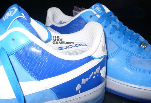 Nike Air Force 1 2009 NFL Pro Bowl