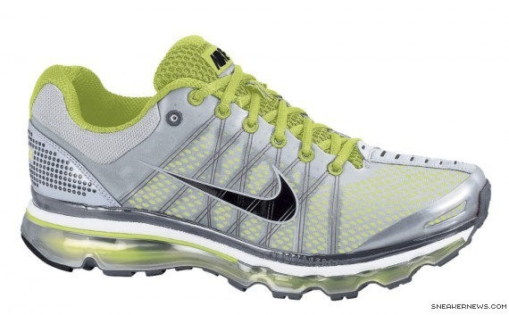 Nike Air Max+ 2009 Running Shoe