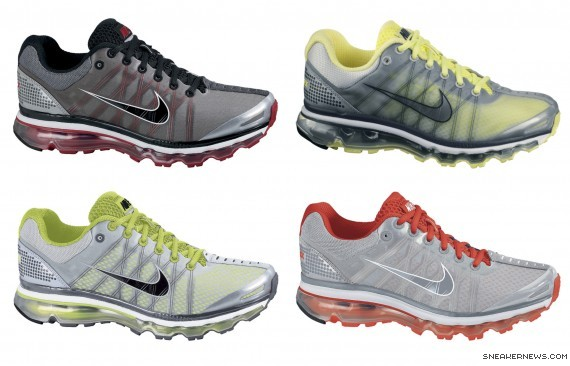 huge discount 7aad5 a08a2 Nike Air Max+ 2009 Running Shoe