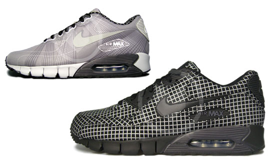 d918129c820495 Nike Air Max 90 CT TZ + Air Max 90 Flywire TZ Grid Pack Quickstrike free  shipping