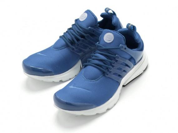 Nike Air Presto - Blue + Black - April 2009