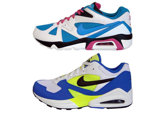 reputable site 3f636 39269 Nike Air Tailwind '92 + Air Structure Triax - Spring/Summer ...