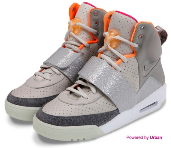 the latest 8ee0d ce047 Nike Air Yeezy – Zen Grey – Light Charcoal