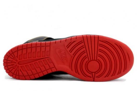 new style 7a4e6 a47e4 Nike Dunk High Pro SB - Unlucky - Black - Black