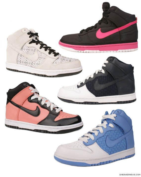 ID:nike dunk sb high top-1107-001 hi top Dunk to be copped…