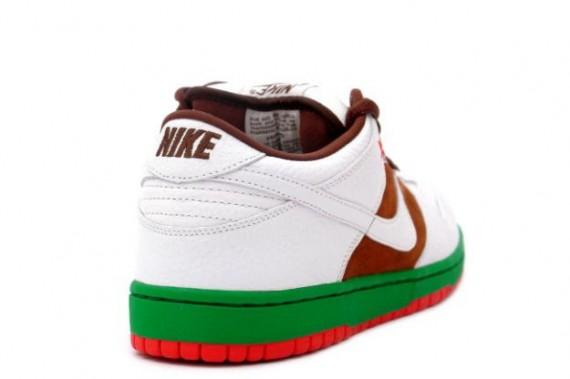 Nike Dunk Low Pro SB - Cali - Pecan - White