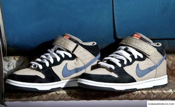 Nike SB Blazer Custom Series