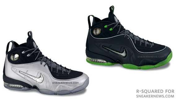 finest selection 7cdd9 3ae55 Nike 1 2 (Half) Cent - Silver + Green Spark - Holiday 2009 ...