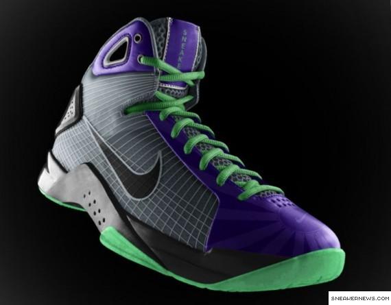 Nike Hyperdunk - Nike iD Preview