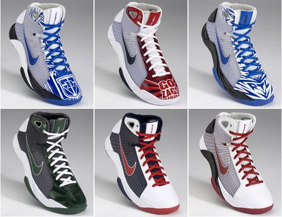 Nike Hyperdunk iD - March Madness