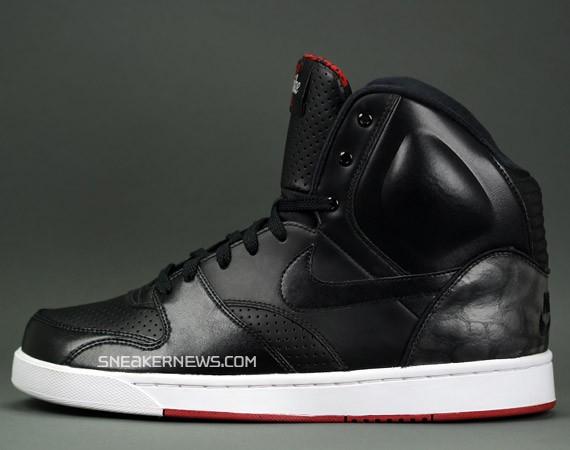b37dfaf0dec Nike RT1 - Black Red - April 2009 Release - SneakerNews.com