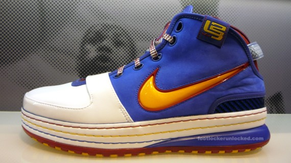 85%OFF Nike Zoom LeBron VI Superman - ramseyequipment.com 1c8b37667