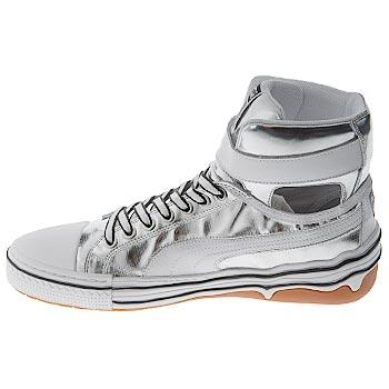 high neck shoes of puma
