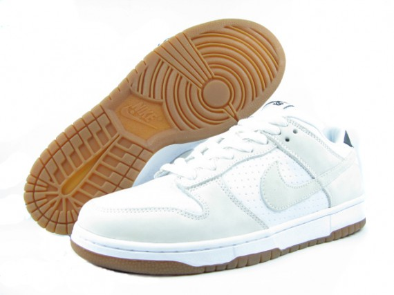 6fcb43b4876 Nike Dunk Low SB Premium - White - Black - Gum - SneakerNews.com