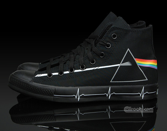 c1f981b0e0 Converse Chuck Taylor All Star Pink Floyd Dark Side of the Moon durable  service