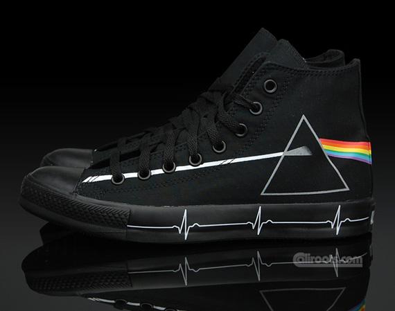 2371632b7160 Converse Chuck Taylor All Star - Pink Floyd  Dark Side of the Moon ...
