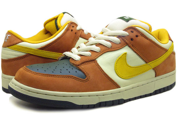 fashion styles reasonable price watch Nike Dunk High Pro SB – Vapor – Vapor – Mineral Yellow ...