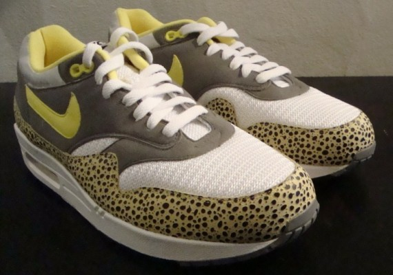 Air Max 1 Grey Safari