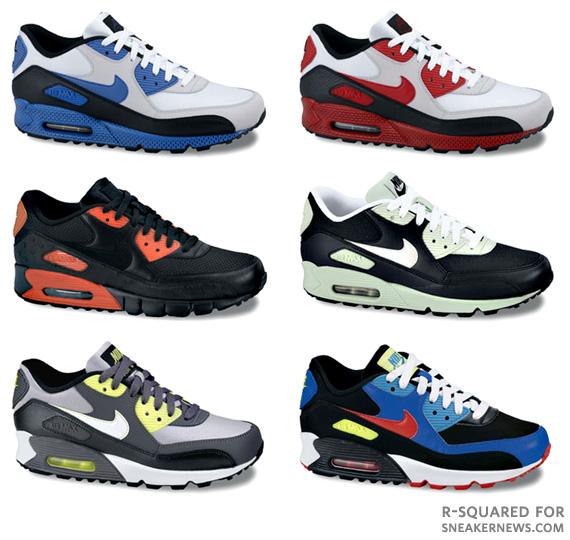 Nike Air Max 90 Holiday '09