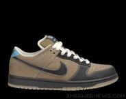 timeless design 7661c 80116 Nike Dunk Low Pro SB - Slam City - Light Taupe - Black - Sne