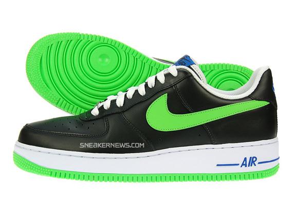 Nike Air Force Green