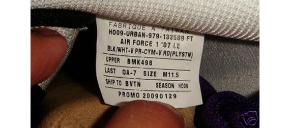 Nike Air Force 1 Scarse Vendite Ebay ND5mY257