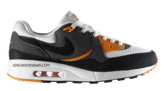 new products 9111c f2d4e Nike Air Max Light – Black – Grey – White – Orange – NikeStore Europe