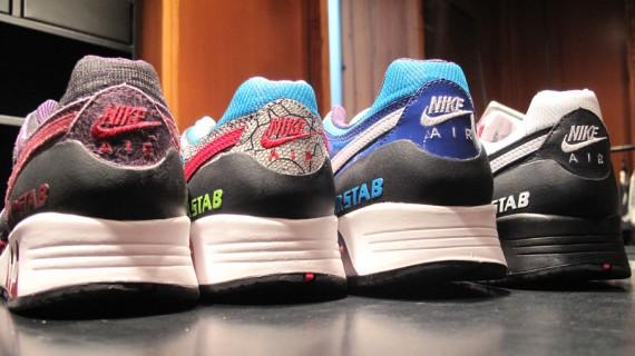Nike Air Stab iD @ 21 Mercer iD Studio