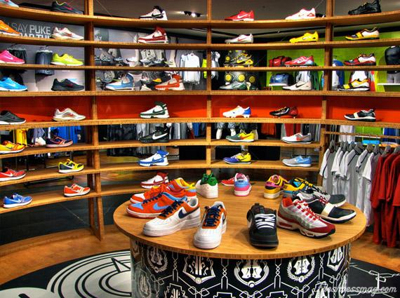 Vans Shoe Store Nyc