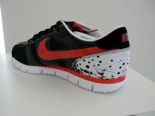 Nike Cortez Fly Motion White