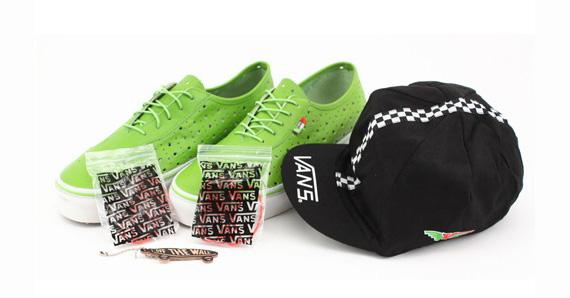 5d29a1b02d Vans Vault Supercorsa - Green + Black - SneakerNews.com