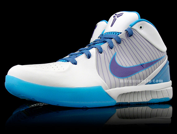 Nike Zoom Kobe IV - Charlotte Hornets