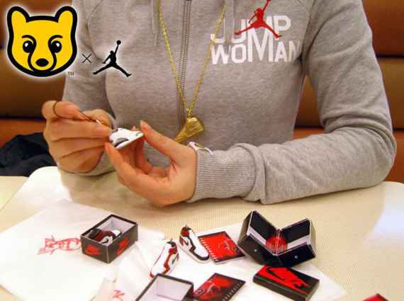 ae7aa2959be Miniature Air Jordan Keychains by CBG - SneakerNews.com