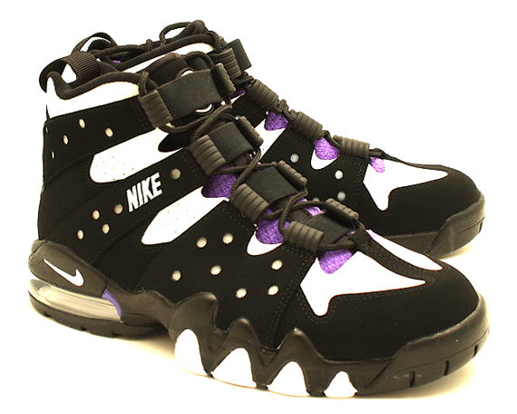 Nike Air Max2 CB 94 Black White Pure Purple