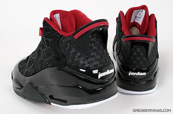 ff53338d662d Jordan Dub Zero - Black - Varsity Red - White - June  09 ...