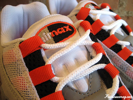 Nike Air Max 95 Naranja Equipo EbIpp