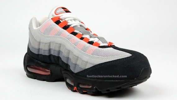 new styles 4b18c c1172 Nike Air Max 95 Original Colors leoncamier.co.uk