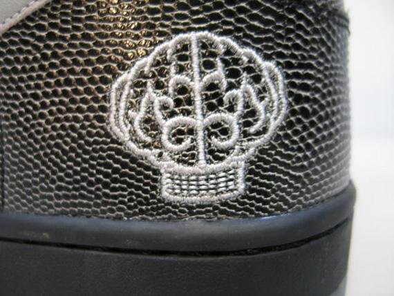 835948f28 Nike Dunk High - Pharrell N.E.R.D. Snakeskin Sample - SneakerNews.com