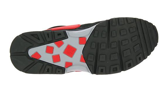 Nike Air Classic BW Black Sport Red Grey
