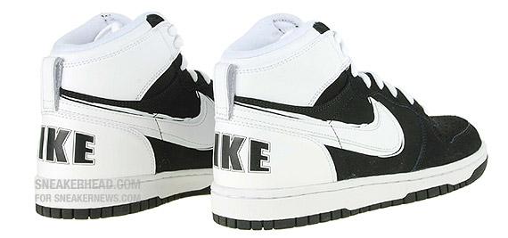 info for c3213 c9ec4 Nike – Big Nike High LE (GS) – Black – White