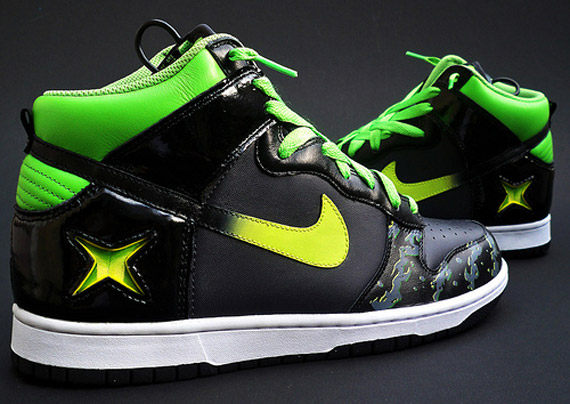 dunk high nike shoes