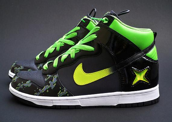 nike dunk high xbox custom sneakernewscom